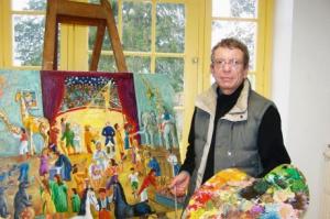 Gilles Brasseur artiste peintre